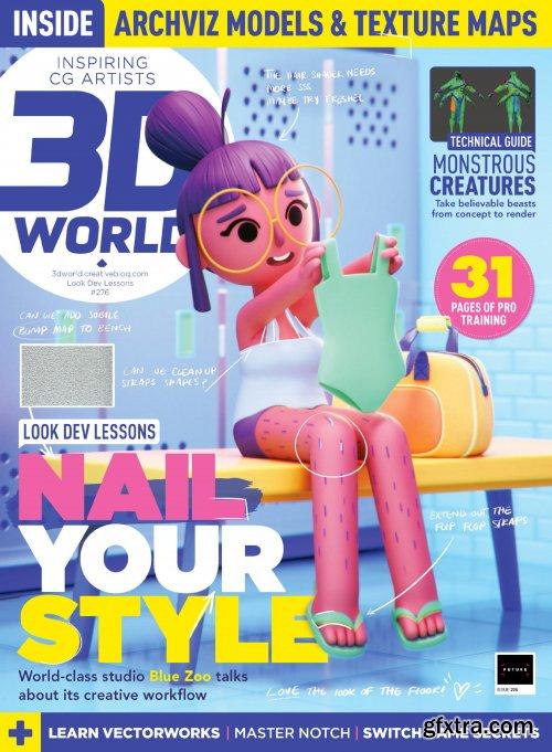 3D World UK - September 2021