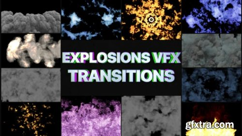 Smoke And Explosions VFX Transitions 967635