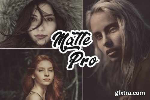 CreativeMarket - Photoshop Actions March Bundle 4IN1 5985333