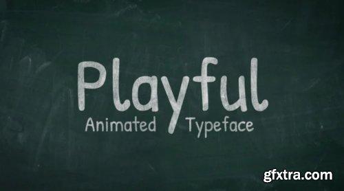 Animated Handwriting - Playful 966186