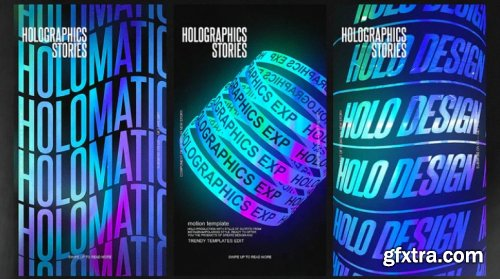 Holography Typography Stories 969072