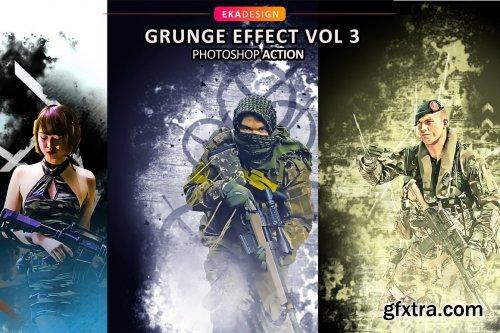 CreativeMarket - Grunge Effect Vol 3 6291030