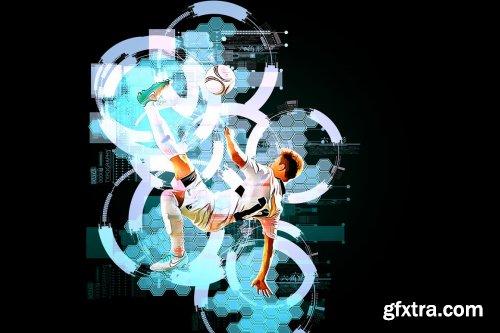 CreativeMarket - Techno Effect Vol 2 6290621