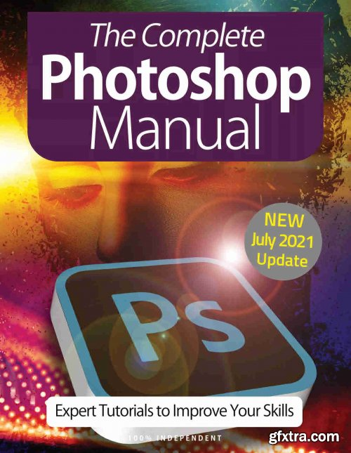 The Complete Photoshop Manual - 10th Edition 2021