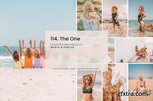 CreativeMarket - 114. The One 6270386