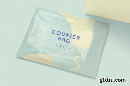 Courier Bag Mockups