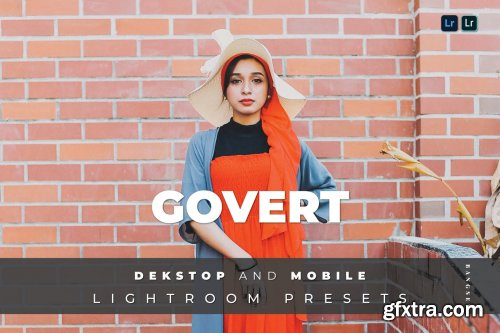 Govert Desktop and Mobile Lightroom Preset