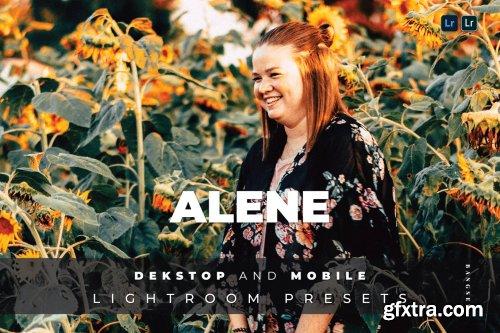 Alene Desktop and Mobile Lightroom Preset