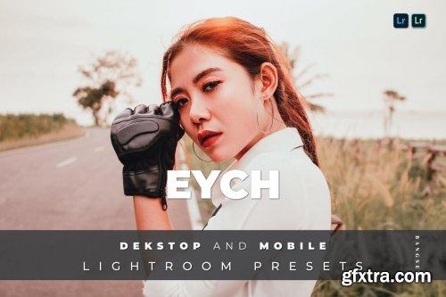 Eych Desktop and Mobile Lightroom Preset