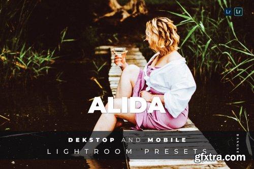 Alida Desktop and Mobile Lightroom Preset