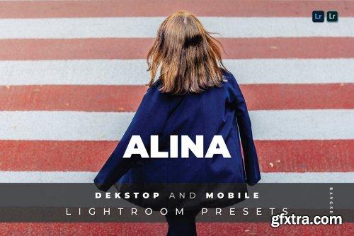Alina Desktop and Mobile Lightroom Preset