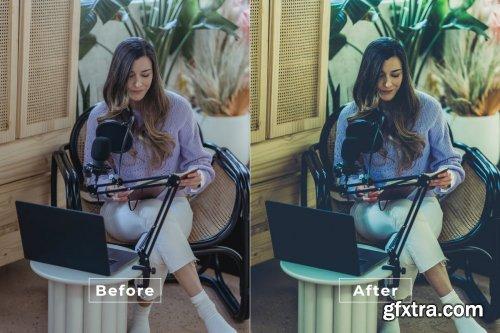 Alka Desktop and Mobile Lightroom Preset