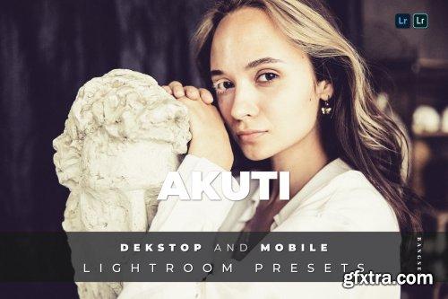 Akuti Desktop and Mobile Lightroom Preset
