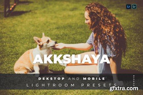 Akkshaya Desktop and Mobile Lightroom Preset