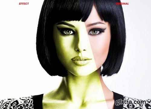 CreativeMarket - Realistic Digital Painting Effect 6316388