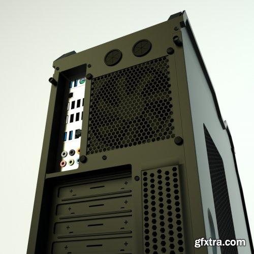 PC case Prologix