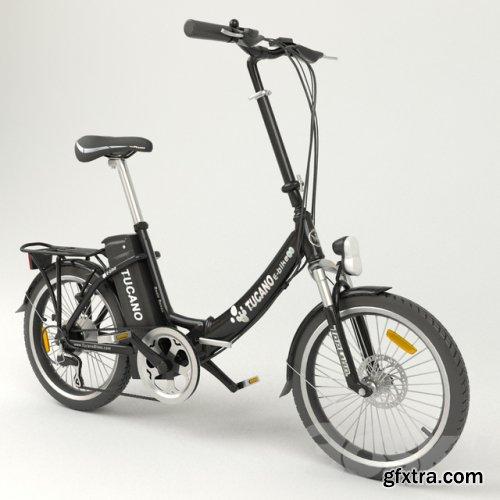 e-bike TUCANO BASIC RENAN