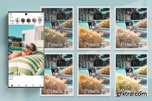 CreativeMarket - Paradise Lightroom Preset Photoshop 6333398