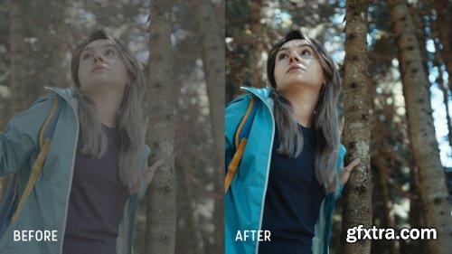 CreativeMarket - BMPCC Film Gen5 Luts 6302399