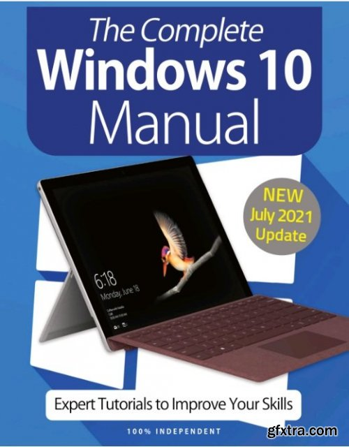 The Complete Windows 10 Manual - 10th Edition, 2021