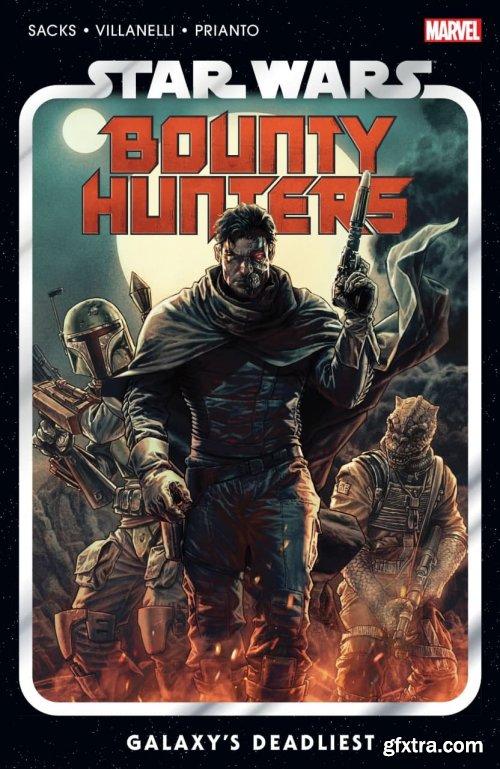 Star Wars – Bounty Hunters Vol. 1 – Galaxy's Deadliest (TPB) (2020)