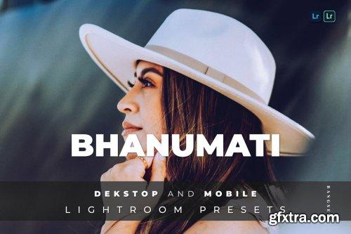 Bhanumati Desktop and Mobile Lightroom Preset