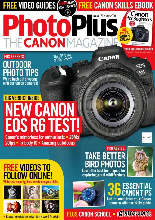 PhotoPlus: The Canon Magazine - October 2020