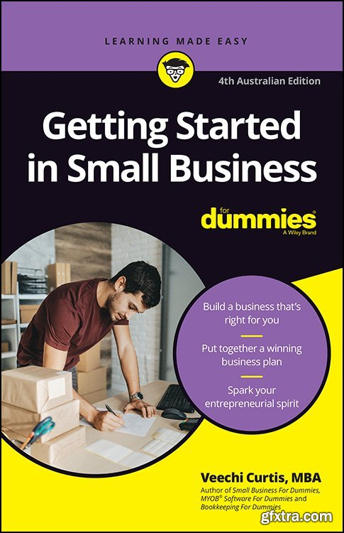 Getting Started in Small Business For Dummies, 4th Edition