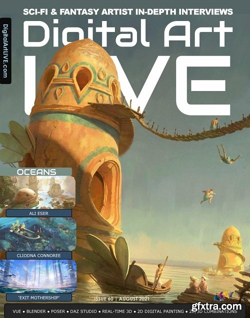 Digital Art Live - Issue 60, 2021