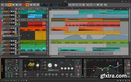 Bitwig Studio v4.0.1