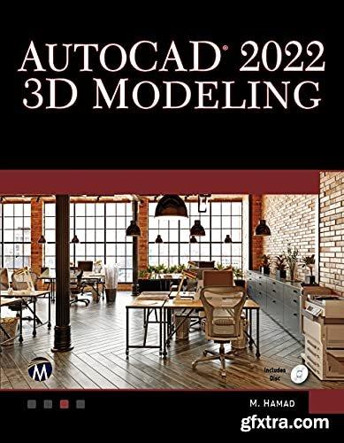 AutoCAD 2022 3D Modeling