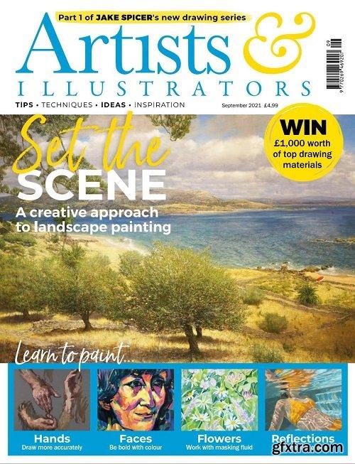 Artists & Illustrators - September 2021