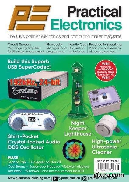 Practical Electronics - September 2021