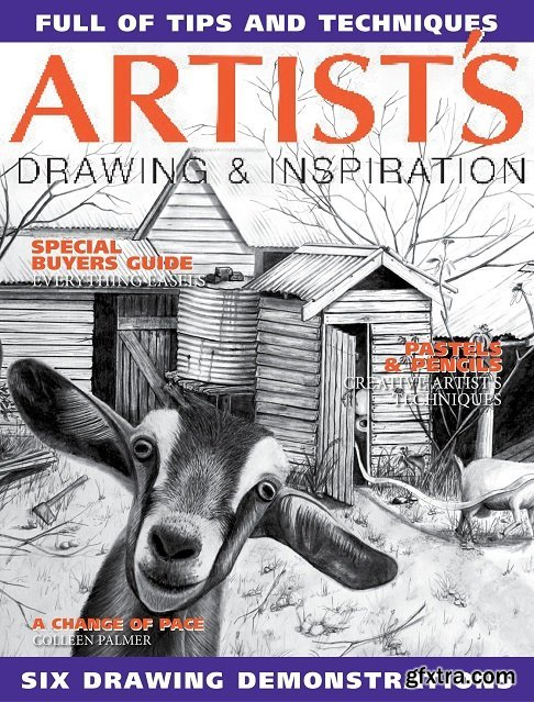 Artists Drawing & Inspiration - Issue 42, 2021