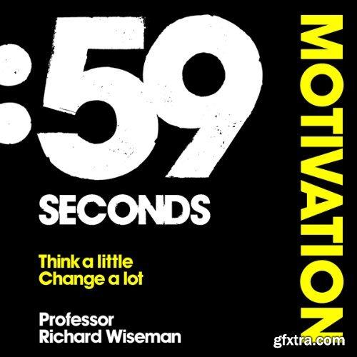 59 Seconds: Motivation (Audiobook)