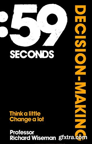 59 Seconds: Decision Making (Audiobook)