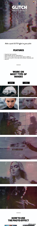 GraphicRiver - Glitch Master Photo Effect 32845733