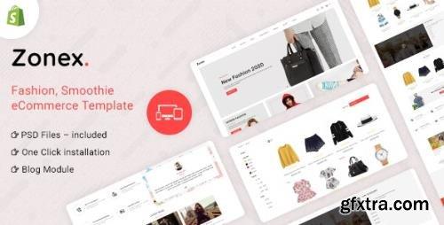 ThemeForest - Zonex v1.0 - Multipurpose E-commerce Shopify Template - 31644938