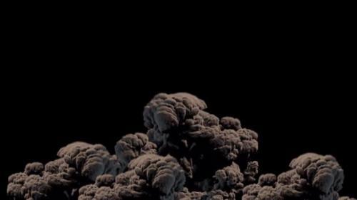 Videohive - Smoke Explosion Transition - 33405486 - 33405486