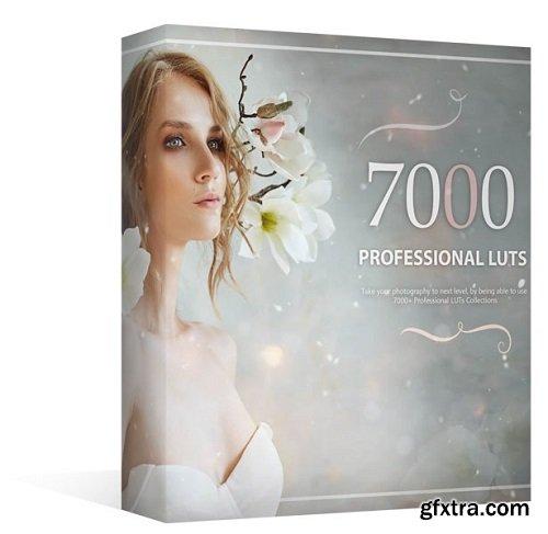 Avanquest 7000+ Professional LUTs 1.0.0