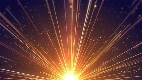 Videohive - Laser Light Particle Background - 33423008 - 33423008