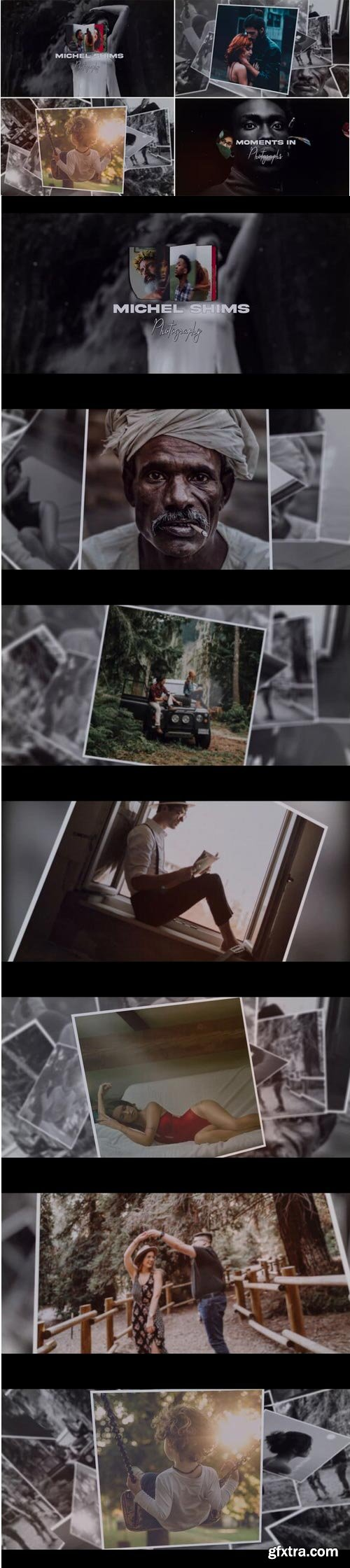 Videohive - Photographs in Moments - 33099308
