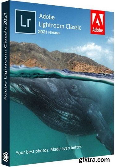 Adobe Photoshop Lightroom Classic 2021 v10.4 Multilingual Portable