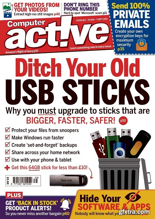 Computeractive - Issue 613, August 25, 2021