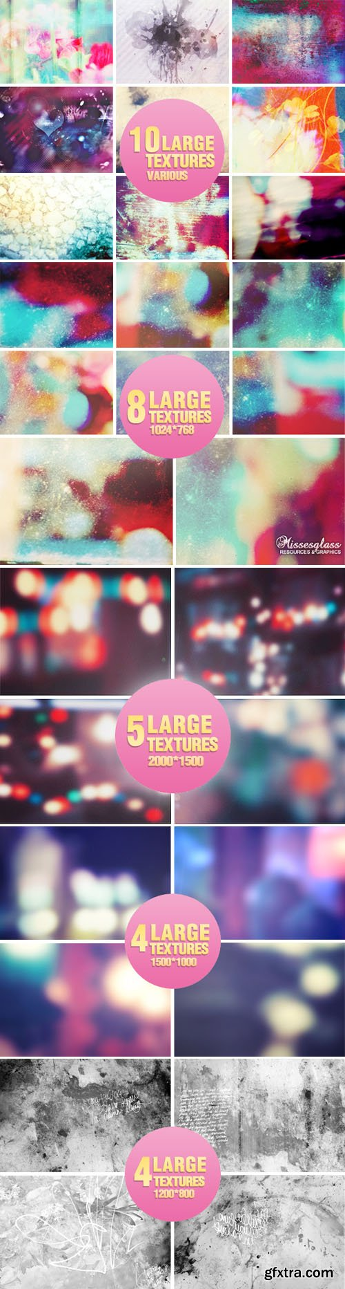 15 Awesome Texture Pack Collection