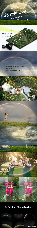 GraphicRiver - 43 Rainbow Photo Overlays 2.0 27028146
