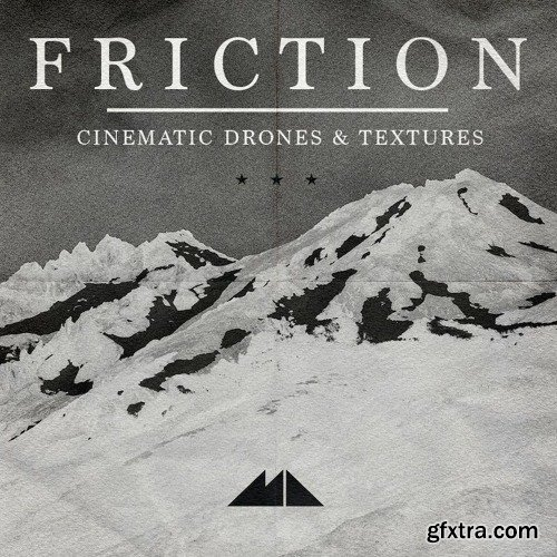ModeAudio Friction Cinematic Drones and Textures WAV