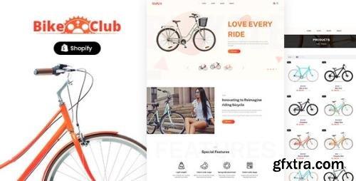 ThemeForest - Bikez v1.0 - Bike Shop, Cycle Single Product Shopify Theme - 28368151