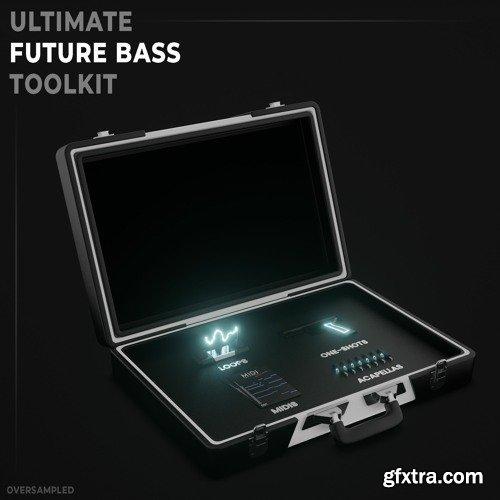 Oversampled Ultimate Future Bass Toolkit WAV MiDi
