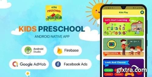 CodeCanyon - Kids Preschool v1.0 - Android App - 33319850